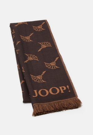 FERIS UNISEX - Scarf - brown