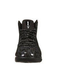 AND1 - XCELERATE MID - Basketball shoes - black/asphalt black - 2