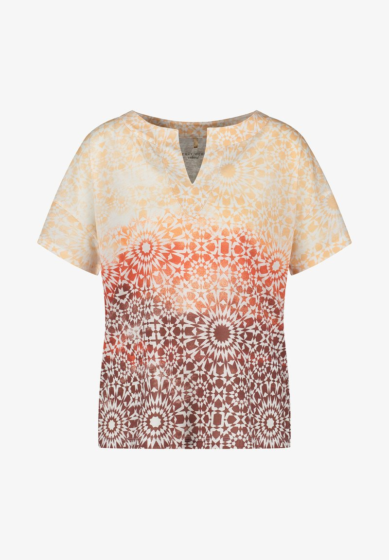 Gerry Weber Casual - Blouse - red/orange