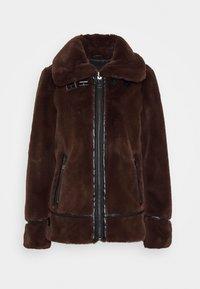Oakwood - CULTURE - Light jacket - dark brown - 0