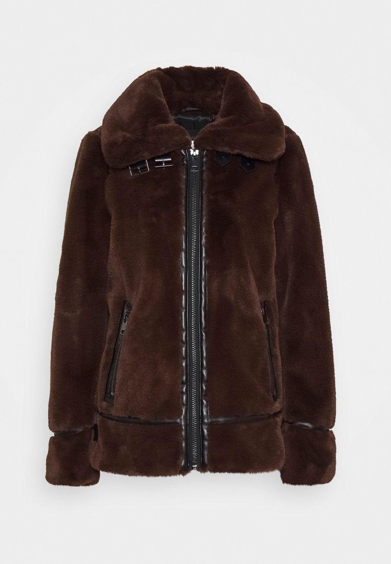Oakwood - CULTURE - Light jacket - dark brown