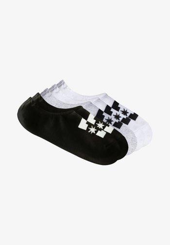 3 PACK  - Trainer socks - assorted