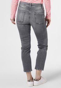 Cambio - Slim fit jeans - silber - 1