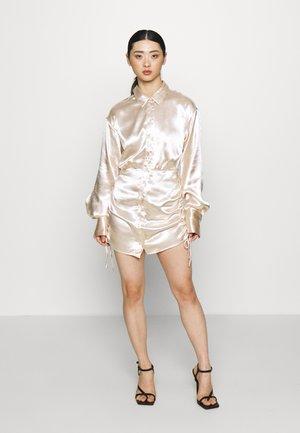SIDNEY SHIRT DRESS - Cocktail dress / Party dress - sandshell