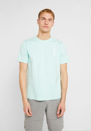 GEWORG - Print T-shirt - mint