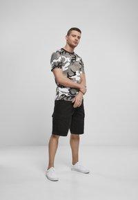 Brandit - BDU RIPSTOP - Shorts - black - 1