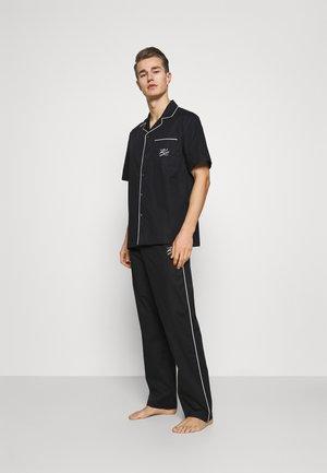 PANTS SET - Pyjama - black