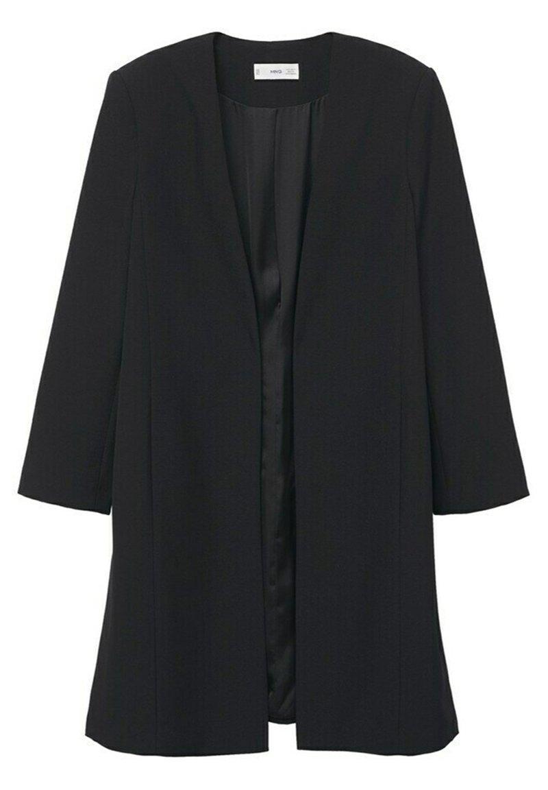 Donna MIT SCHULTERPOLSTERN - Cappotto corto