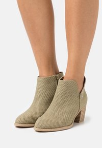 Call it Spring - LUCILLE - Ankle boots - khaki - 0