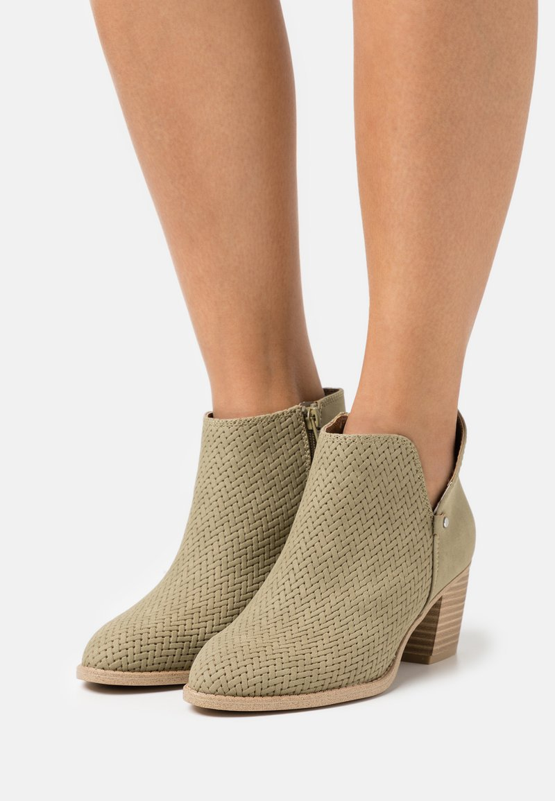 Call it Spring - LUCILLE - Ankle boots - khaki