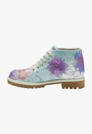 ORCHIDS AND LILLIES - Veterboots - multicolor