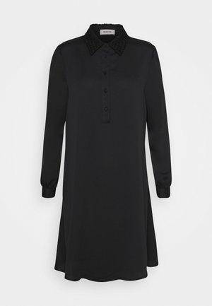 FARRELL DRESS - Shirt dress - black