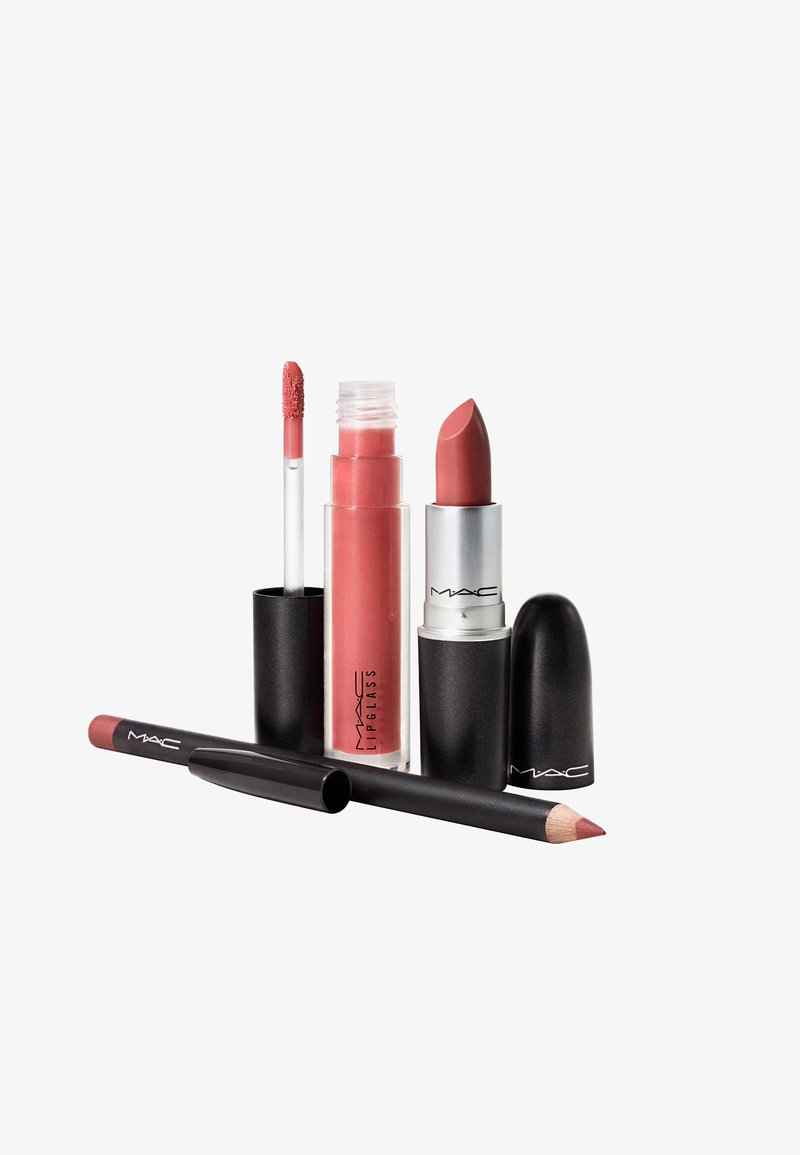 MAC - FIREWERK IT LIP KIT BLUSH - Makeup set - -