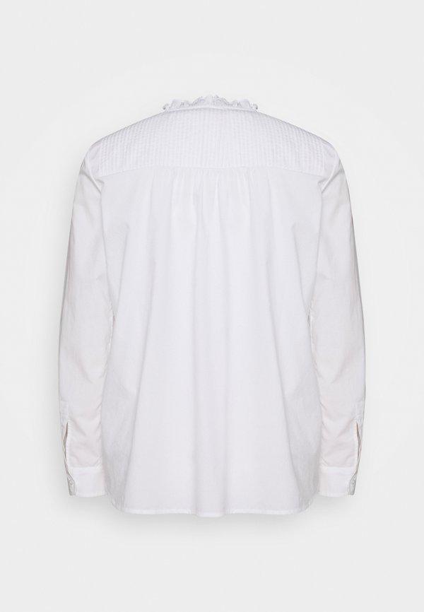 Esprit Bluzka - white/biały KBEA