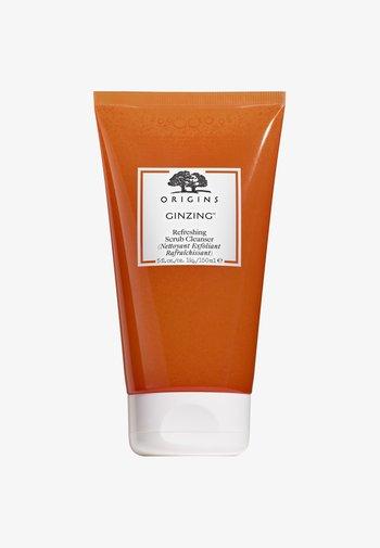GINZING REFRESHING SCRUB CLEANSER 150ML - Face scrub - -
