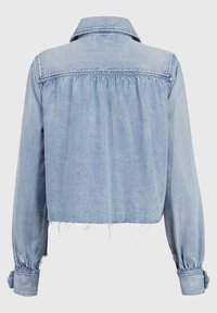 AllSaints - MAISY DENIM SHIRT JA - Denim jacket - blue - 1