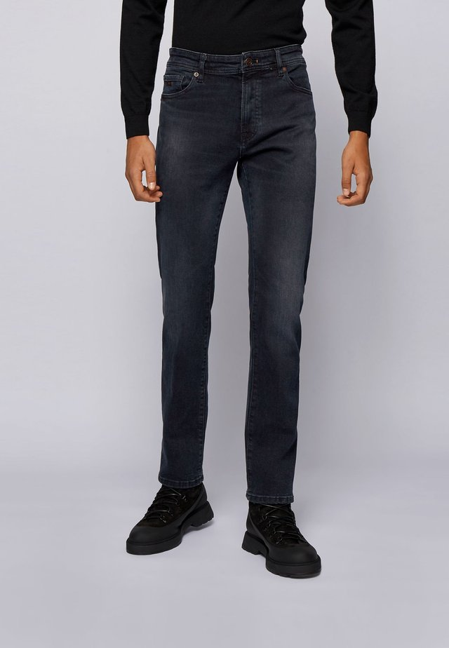 MAINE BC-L-P - Jeans Slim Fit - dark blue