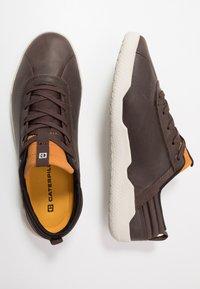 Caterpillar - HEX - Sneakers basse - coffee bean - 1