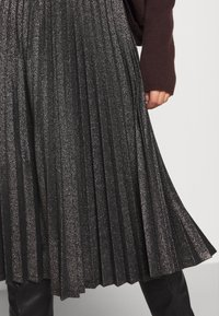 iBlues - DERRIS - A-line skirt - grigio ardesia - 4