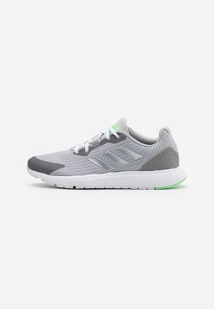 SOORAJ CLOUDFOAM SPORTS RUNNING SHOES - Sports shoes - grey two/silver metallic/glory grey