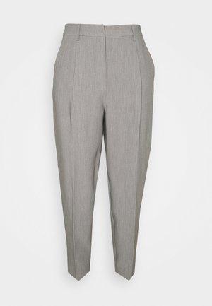 CINDYSUS DAGNY PANTS - Kalhoty - grey melange