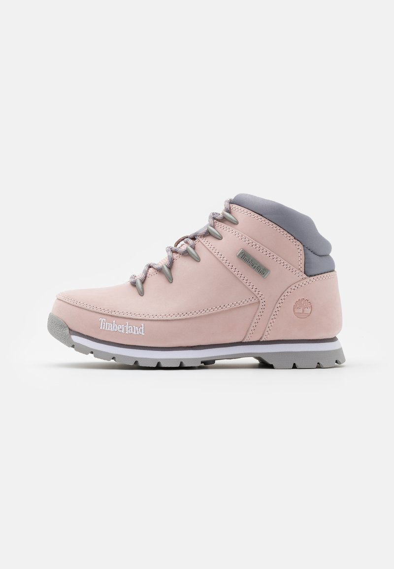 Timberland - EURO SPRINT - Bottines à lacets - light pink