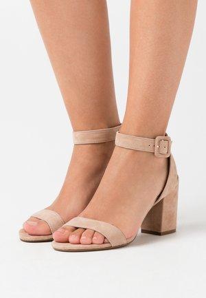 MALIA  - Sandals - tan