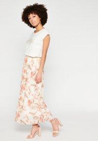 LolaLiza - Pleated skirt - white - 4