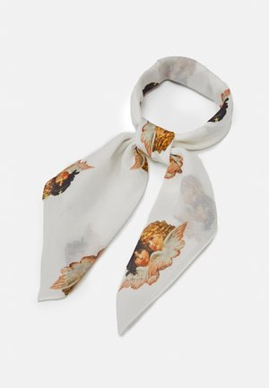 ALL OVER ANGELS BANDANA UNISEX - Foulard - white