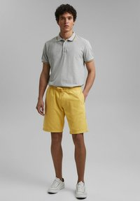 edc by Esprit - Tracksuit bottoms - light yellow - 1