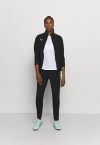 Puma - TEAMGOAL SIDELINE JACKET - Training jacket - black - 1