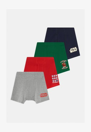 BOY STAR WARS 4 PACK - Pants - multi-coloured