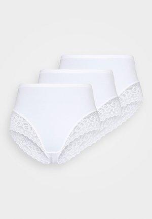 3 PACK - Slip - white
