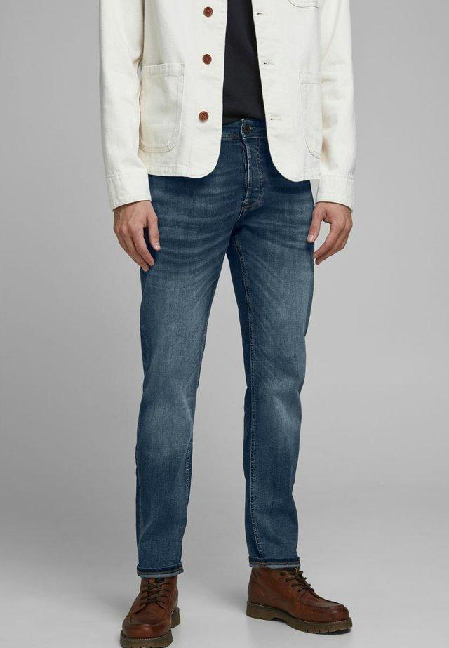 MIKE  - Jeans Straight Leg - blue denim