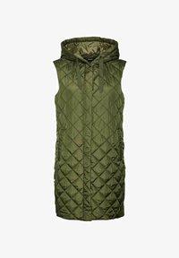 Vero Moda - Waistcoat - ivy green - 5