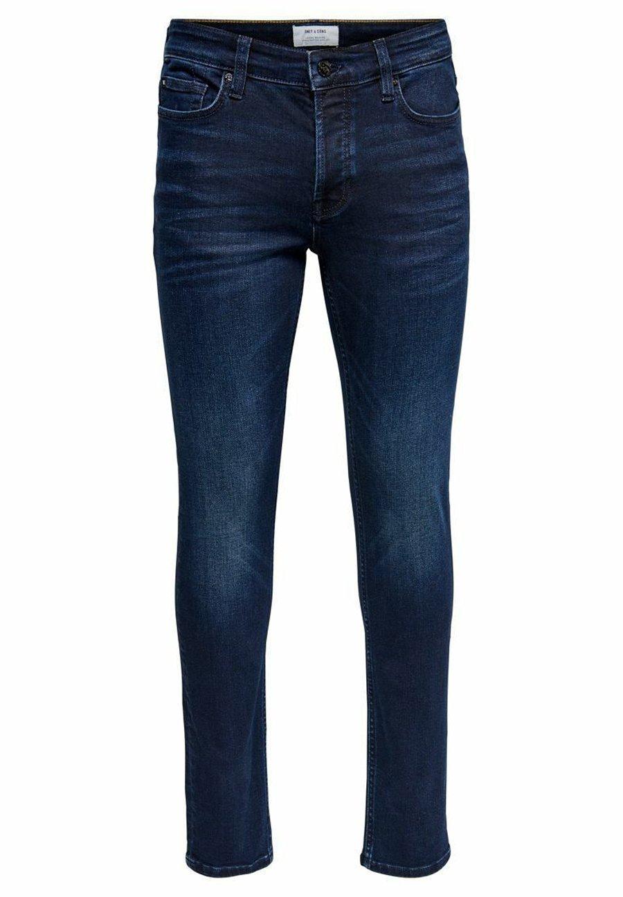 Uomo ONSLOOM BLUE - Jeans slim fit