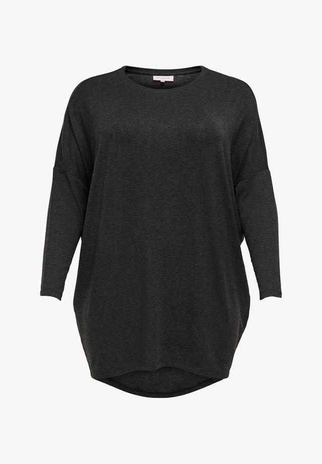 CARCARMA LONG - T-shirt à manches longues - black