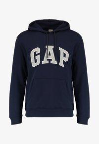 GAP - ARCH - Bluza z kapturem - tapestry navy - 4