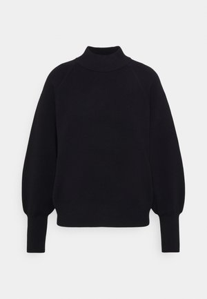 PANOLY - Sweter - black