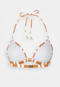 Maryan Mehlhorn - COPERNICA  SET - Bikiny - white/copper - 2