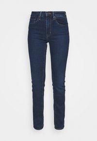 724 HIGH RISE STRAIGHT - Straight leg jeans - bogota sass