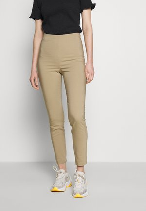 TROUSERS KELLY - Trousers - beige