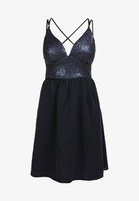 myMo - ABENDKLEID - Cocktail dress / Party dress - marine - 4
