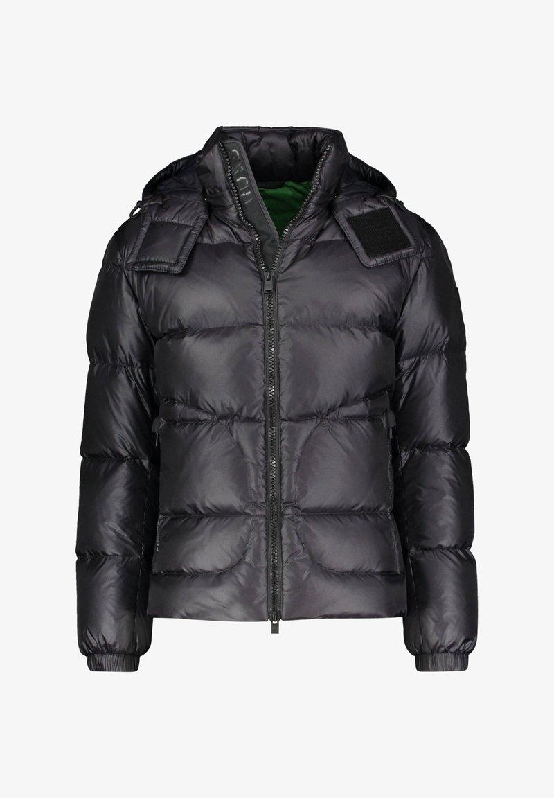 BOSS - Gewatteerde jas - schwarz