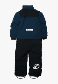 Didriksons - TIRIAN KID'S COVERALL - Zimní kalhoty - hurricance blue - 4
