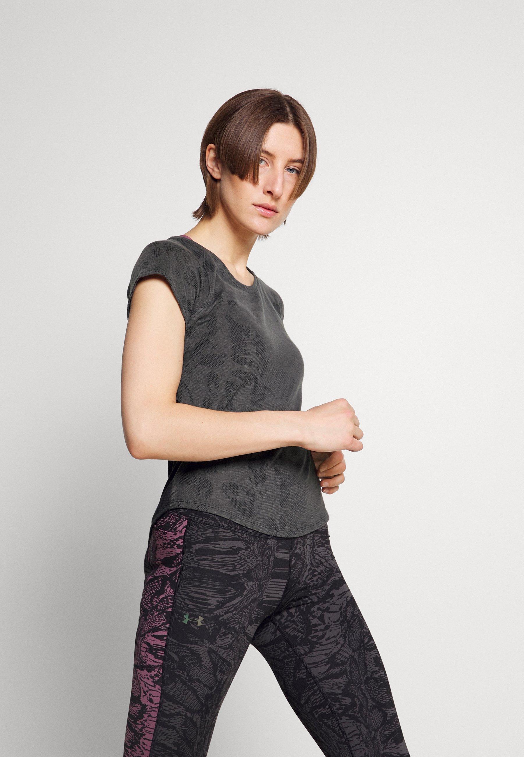 Damen STREAKER FOREST - T-Shirt print