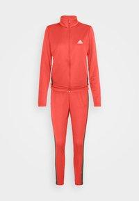adidas Performance - TEAMSPORTS  - Survêtement - red - 6