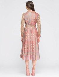 NIZA - Shirt dress - melocoton - 2
