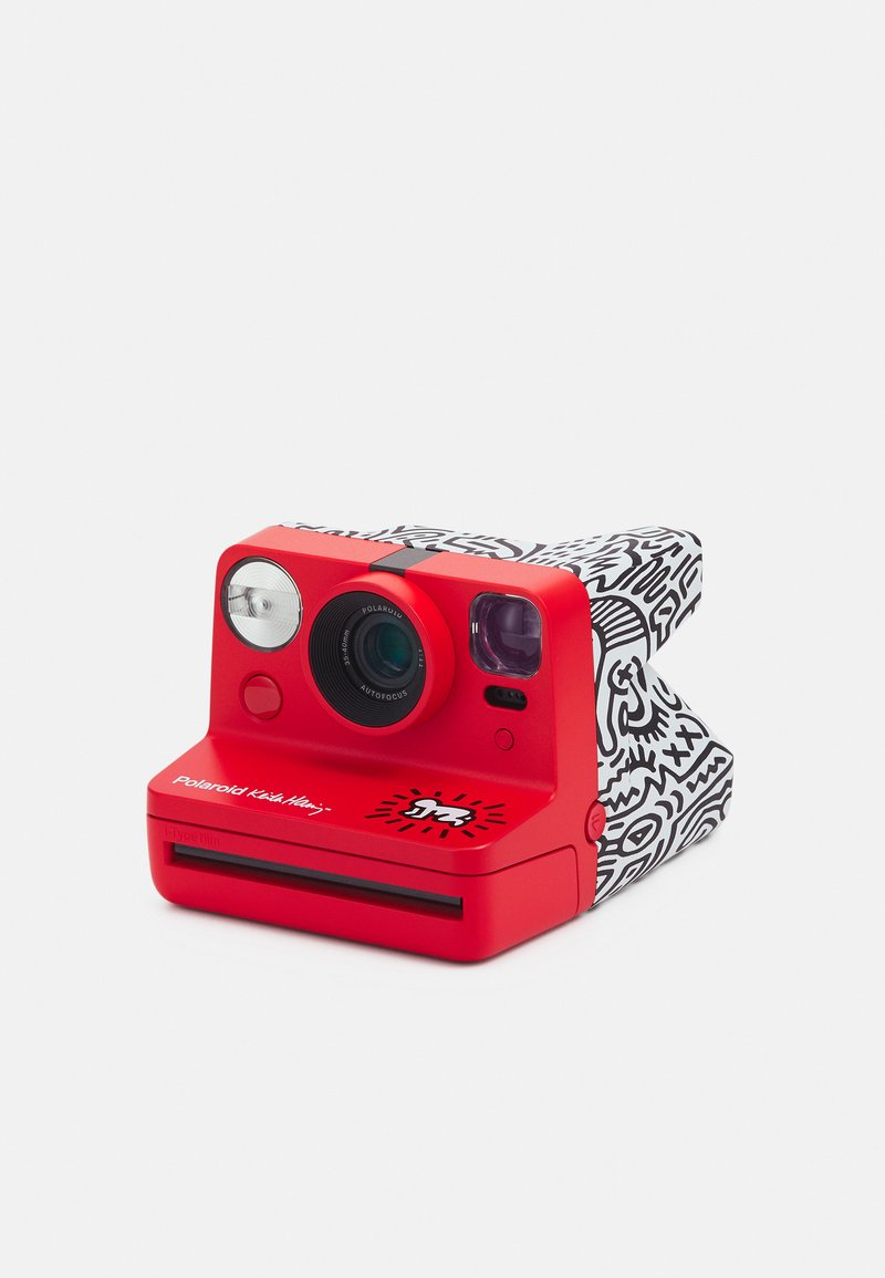 Polaroid - KEITH HARING UNISEX - Tech accessory - red