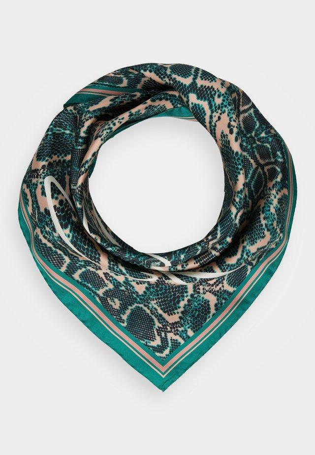 Šátek - emerald